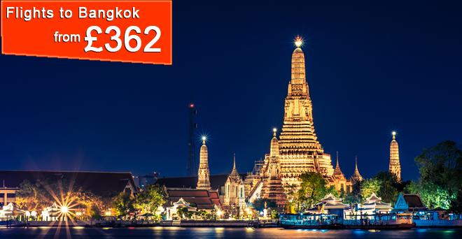 Bangkok Flights