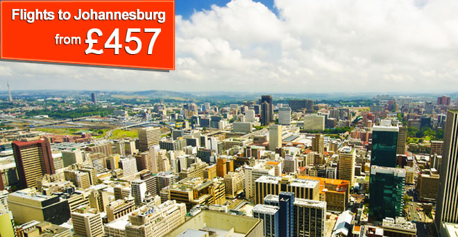 Johannesburg Flights