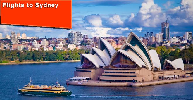 Sydney Flights