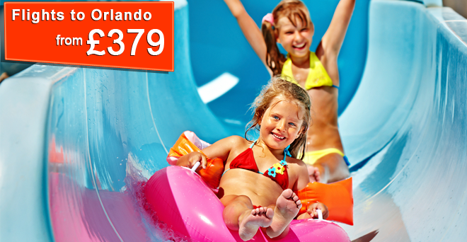 Flights to Orlando fr £417