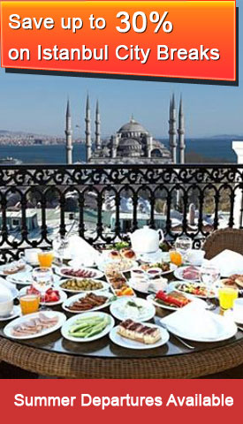 Save up to 30% on Istanbul City Breaks