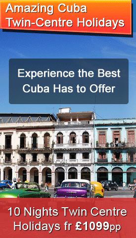 Amazing Cuba Twin-Centre Holidays