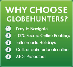 Why choose Globehunters?
