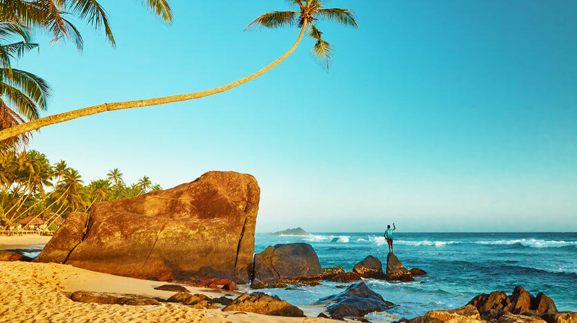Cheap and Cheerful Places to Visit this November - Sri Lanka