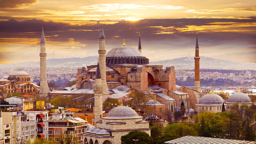 Cheap and Cheerful Places to Visit this November - Istanbul