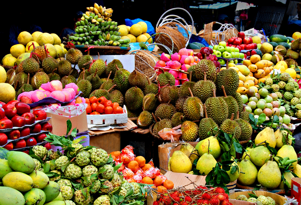 Eating Clean: The World's Best Tropical Feasts
