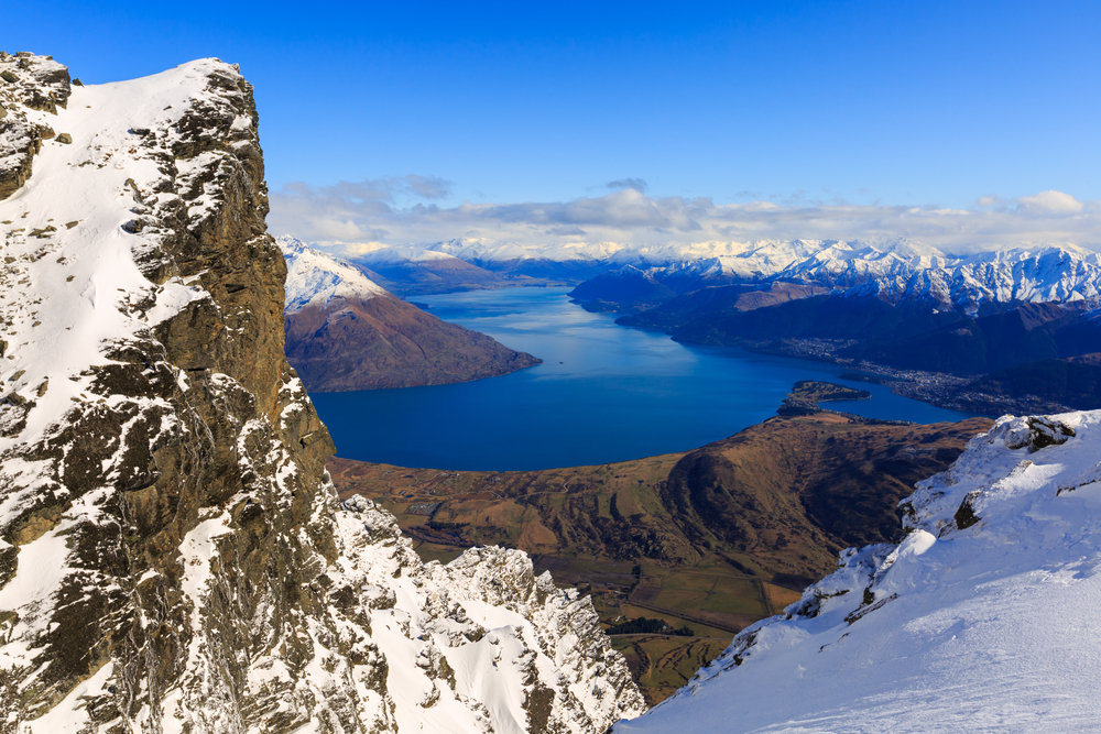 6 of the best ski locations in the Southern Hemisphere