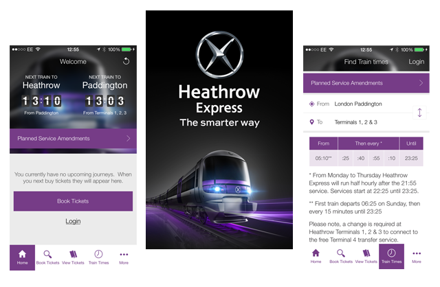 HeathrowExpressApp
