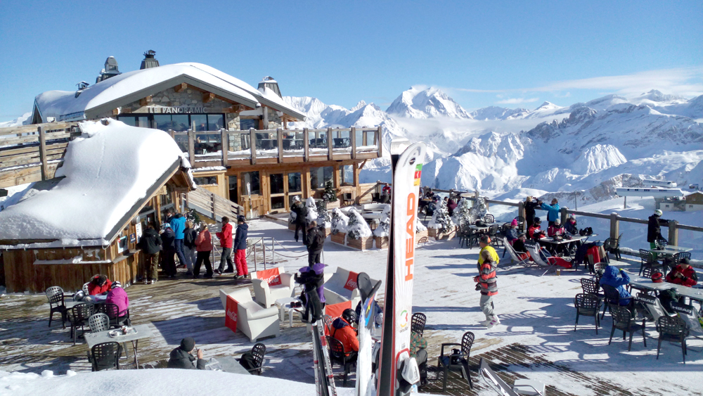 Then Amp Now The World S Best Loved Ski Resorts