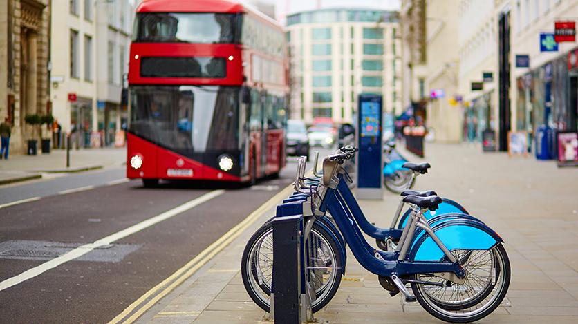 London Public Transport  - Globehunters